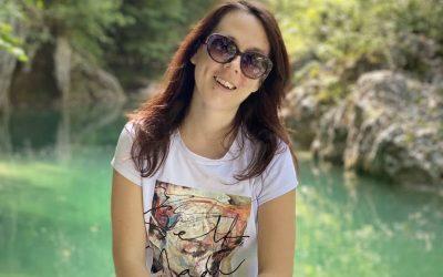 Лара Миховиловиќ, поетеса и преведувачка, Словенија
